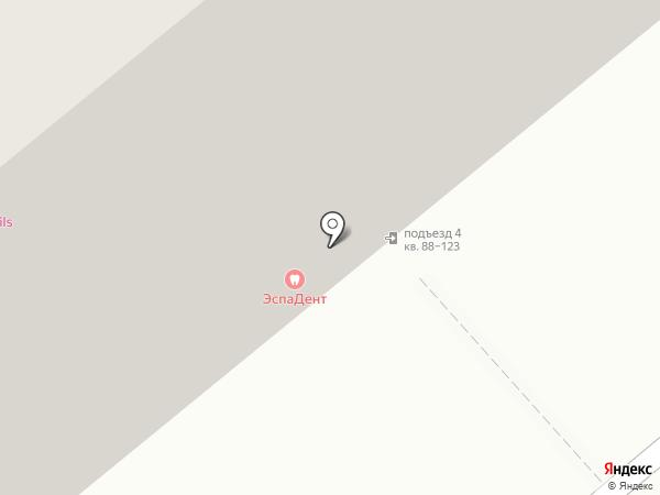 Самсон-Фарма на карте Москвы