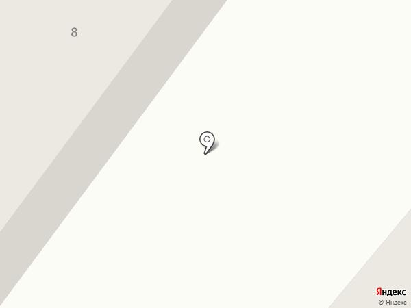 Набережный на карте Долгопрудного