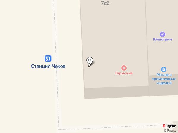 Евросеть на карте Чехова