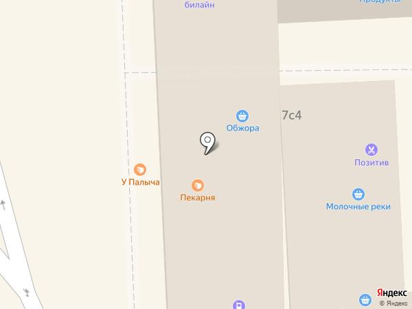 У Палыча на карте Чехова