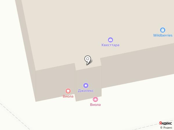 ReklamiX на карте Москвы