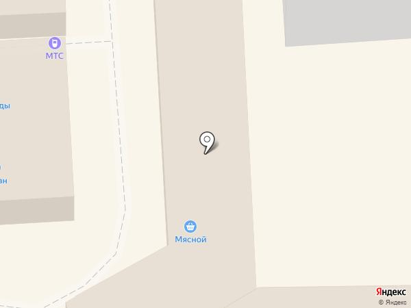 Котопёс на карте Чехова