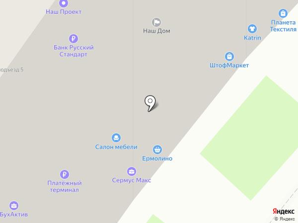 Правовой Департамент Недвижимости на карте Подольска