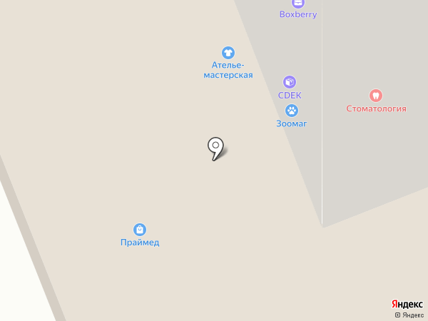 А-Айсберг на карте Москвы