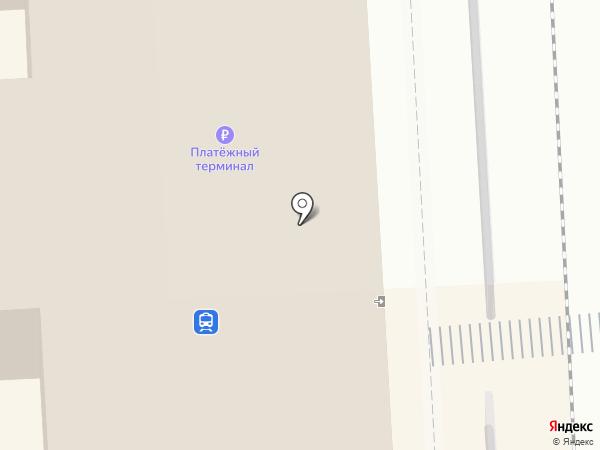 Чехов на карте Чехова