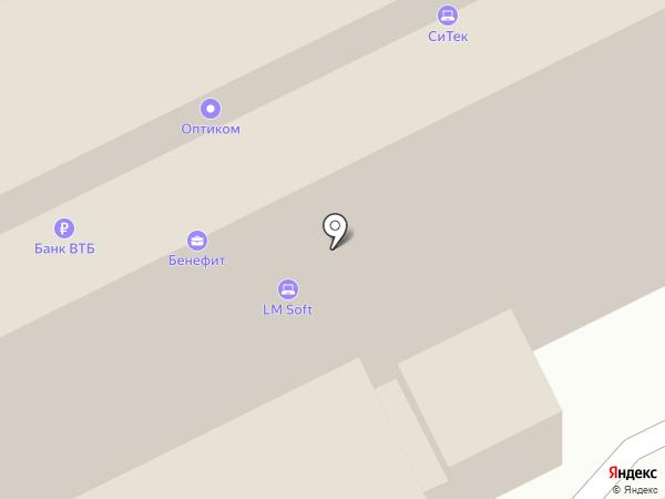 Prime на карте Москвы