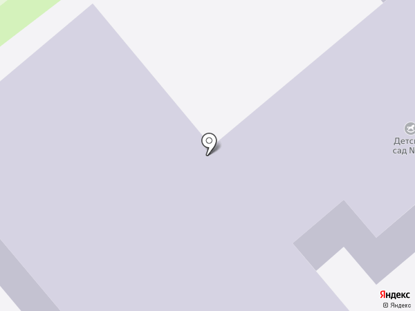 Детский сад №13 на карте Щёкино