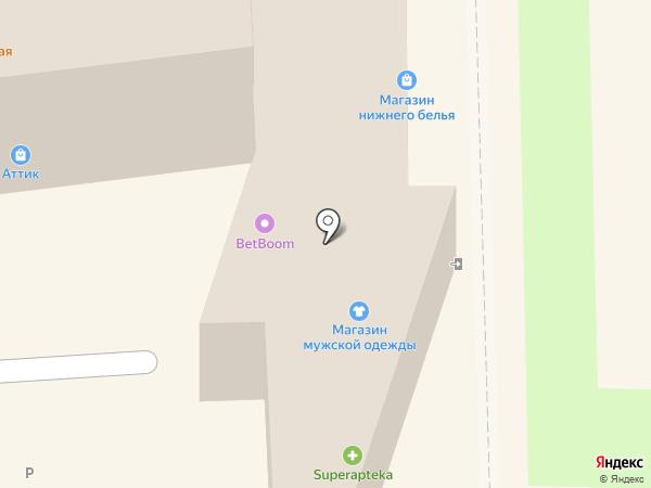 Тагосага на карте Долгопрудного