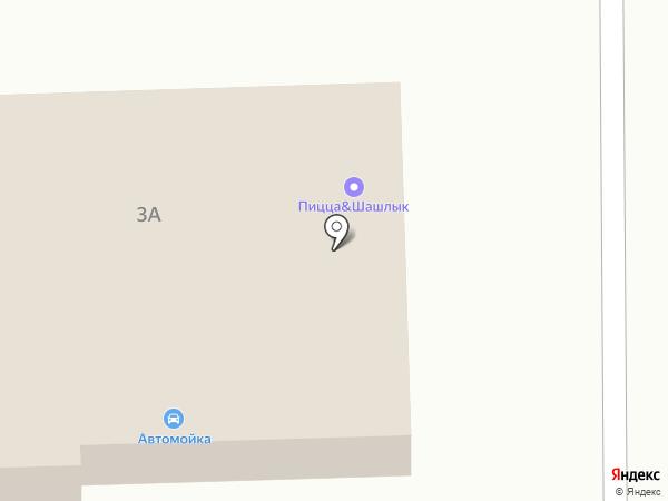 Автомойка на Лихачёвском шоссе на карте Долгопрудного