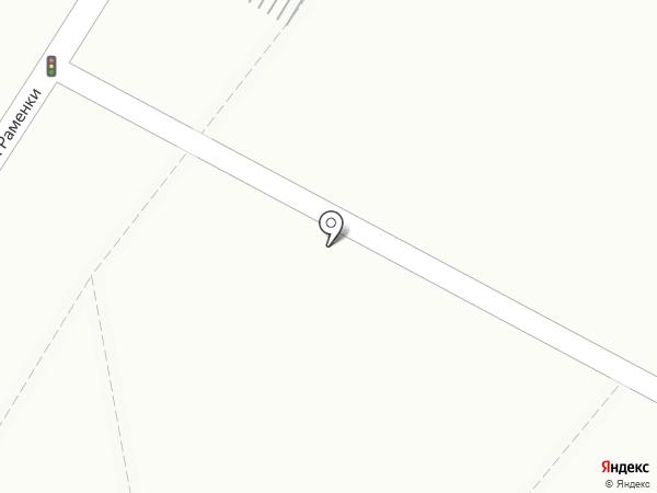 Первая полоса на карте Москвы