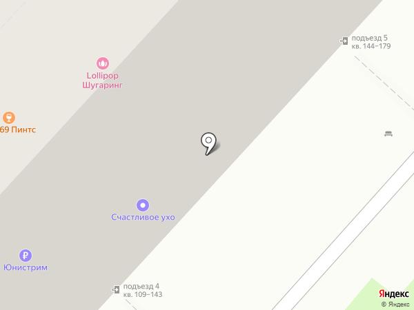 КубиРуби на карте Москвы