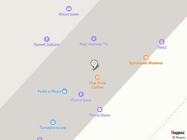 Салон оптики на ул. Народного Ополчения на карте Москвы