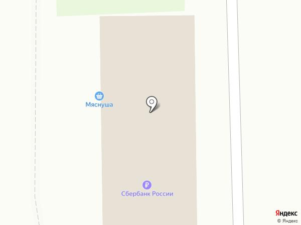 Мясная ферма на карте Долгопрудного