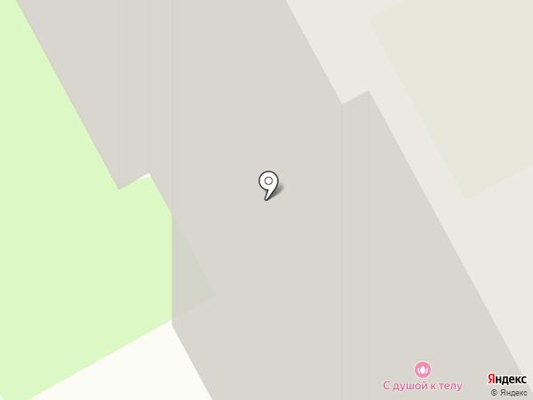 Управляющая компания Август ЖКХ на карте Подольска