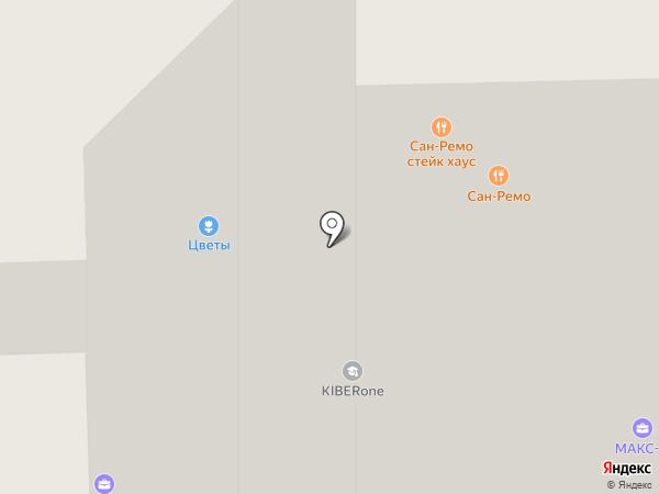 Black & White Store на карте Долгопрудного