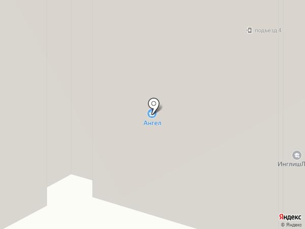 SHIK на карте Подольска
