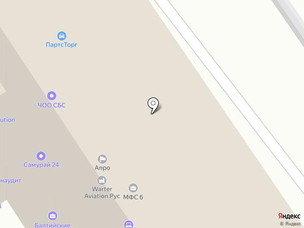 Оптима Импэкс на карте Москвы