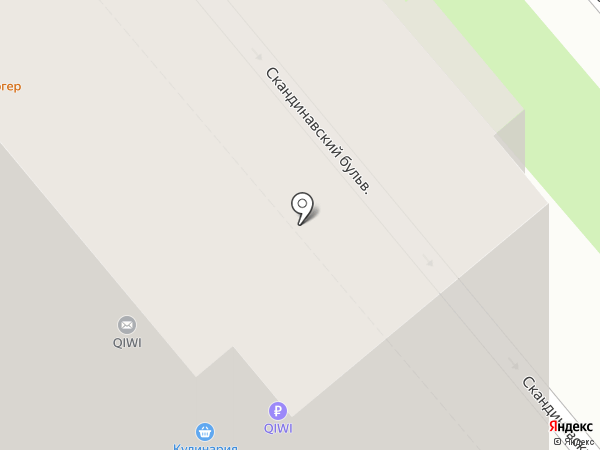 Pamplemousse на карте Москвы