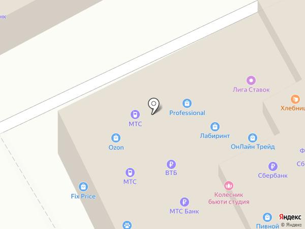 Оптика 5 на карте Москвы
