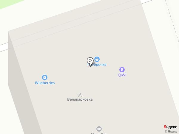 День и Ночь на карте Москвы