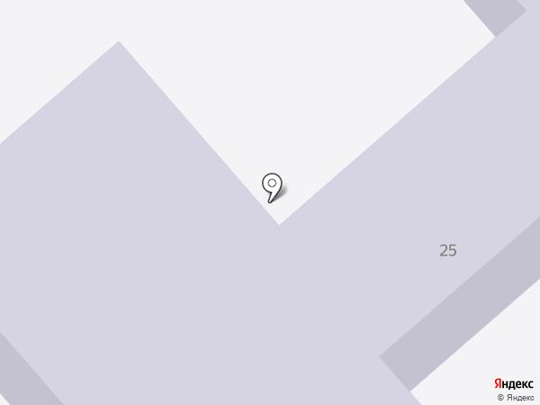 Детский сад №7 на карте Щёкино