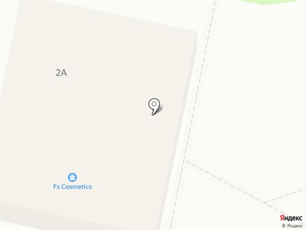 Душистый Хмель на карте Москвы