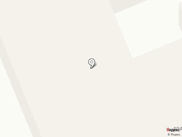 Профиль на карте Москвы