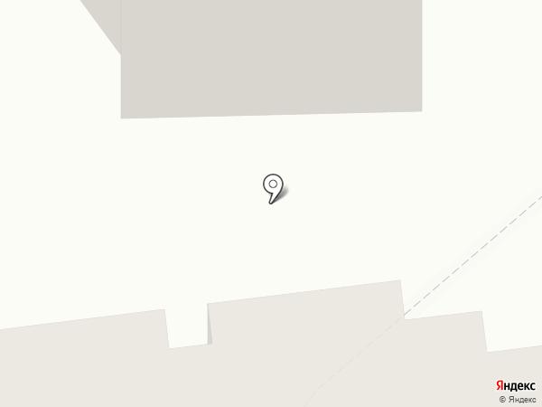 Белый лебедь на карте Долгопрудного