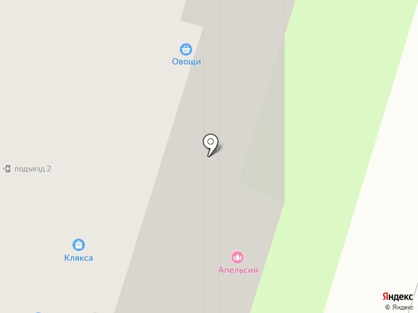 Массажный кабинет на карте Подольска
