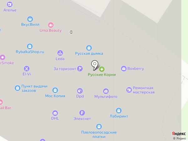 ПЕРВЫЙ МОСКОВСКИЙ ЛОМБАРД на карте Москвы