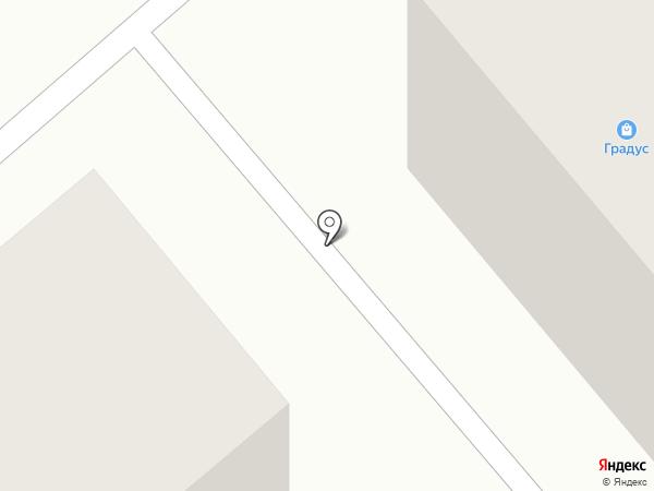 Магазин продуктов на карте Щёкино
