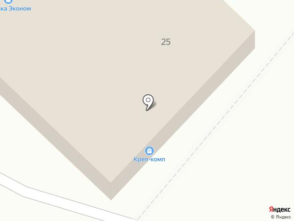 Mirdelux.ru на карте Москвы