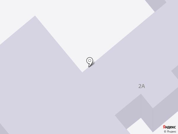 Детский сад №22 на карте Щёкино