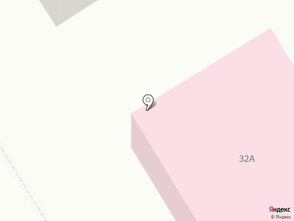 Клиника на Пирогова на карте Щёкино