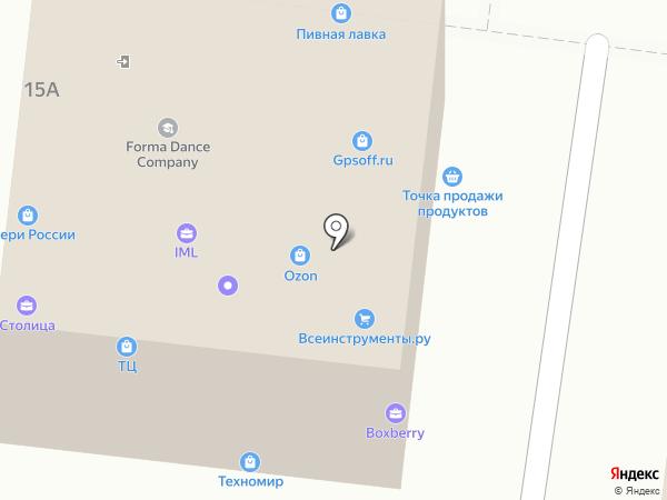 SILWERHOF на карте Долгопрудного