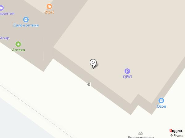 Да, Здоров! на карте Москвы