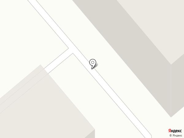 Охра на карте Щёкино