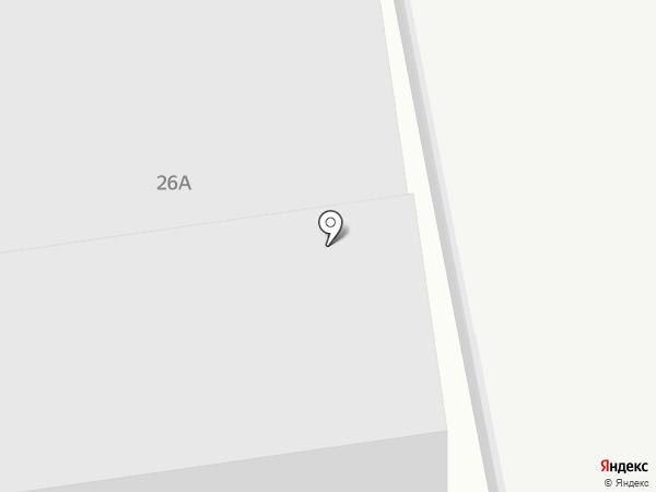 D & A motors на карте Долгопрудного