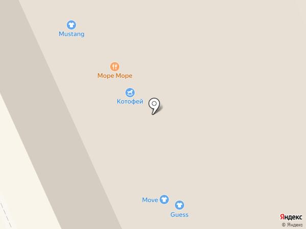 Lee на карте Москвы