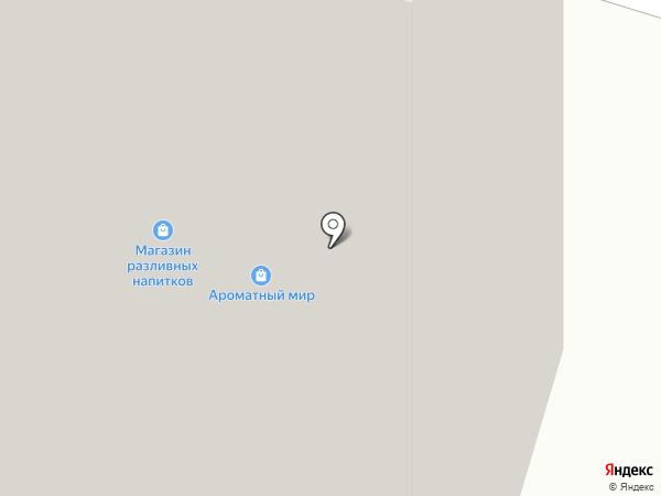 Журавушка на карте Подольска