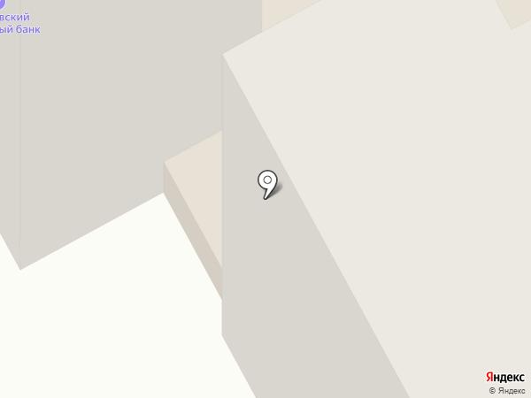 Красавица на карте Подольска