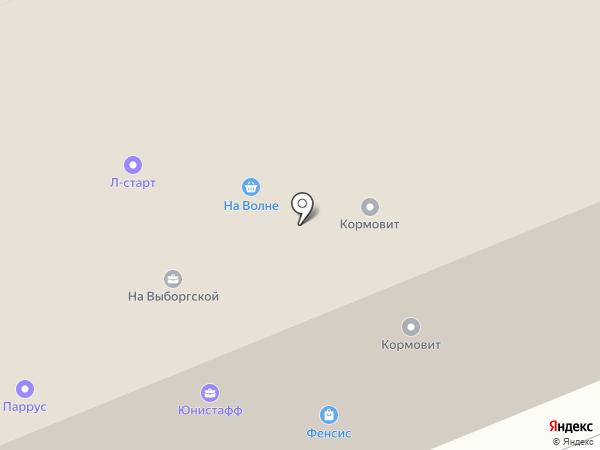 Нкаб-Эрикон на карте Москвы