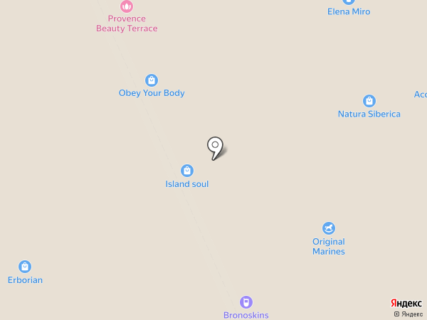 Scandica на карте Москвы
