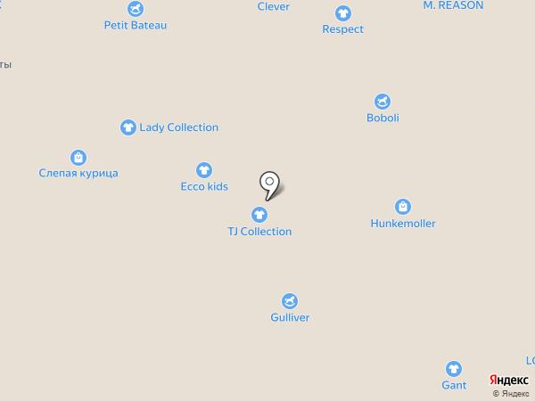 Tj Collection на карте Москвы