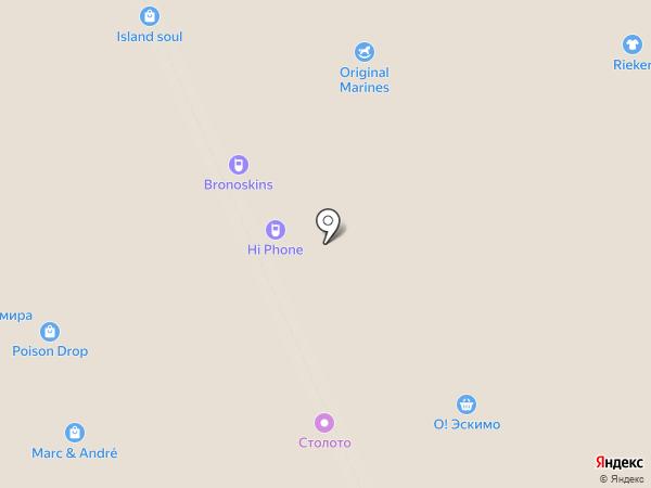 Movenpick на карте Москвы
