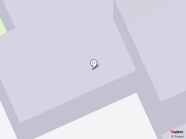 Баскетбол на Войковской на карте Москвы