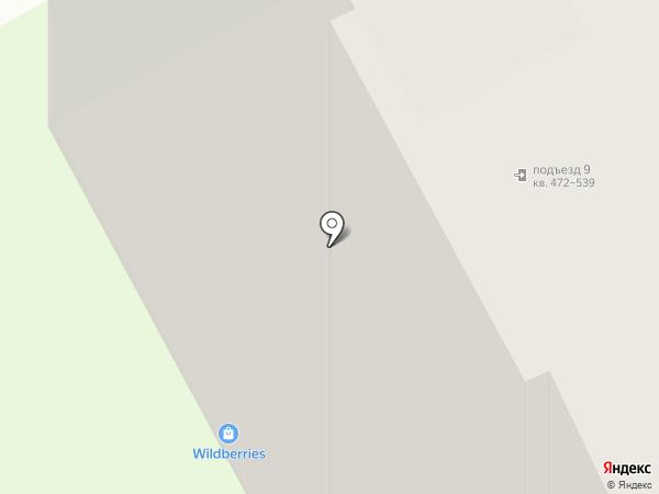 Loft на карте Подольска