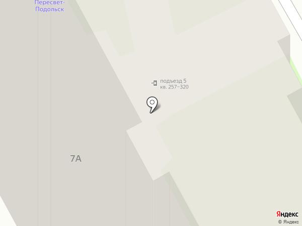 Платежный терминал, Мособлбанк, ПАО на карте Подольска