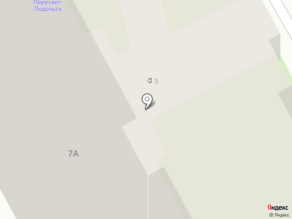 Мособлбанк, ПАО на карте Подольска