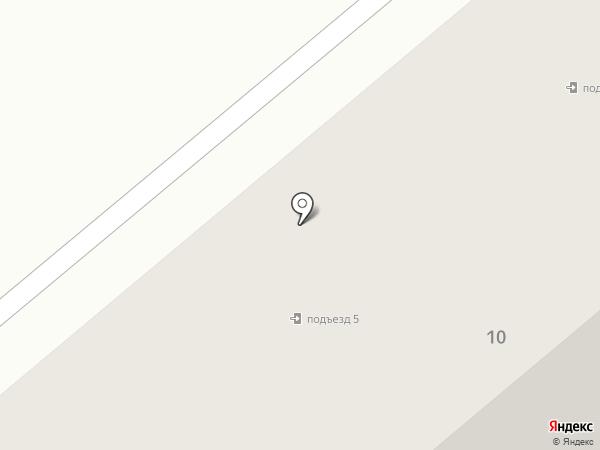 Емеля на карте Щёкино